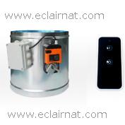 obturateur telecommande Eclairnat