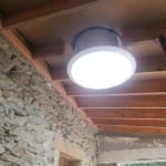 Diffuseur pour conduit de lumière naturelle dans une extension à vocation de cuisine