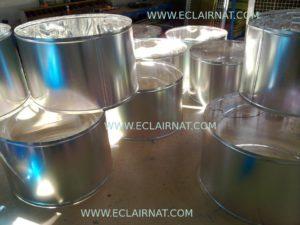 tubes solaires, demi-tubes - www.eclairnat.com