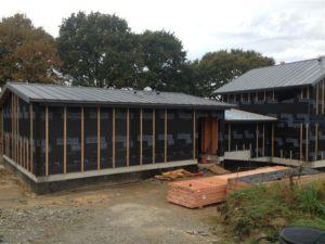 Puits de lumi re conseils pour l 39 installation sur toiture zinc condui - Combien coute un puit de lumiere ...