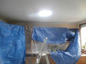 éclairage de la cuisine par conduit de lumière ECLAIR'Nat