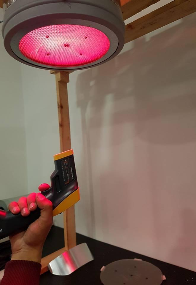 test diffuseur puits de lumière