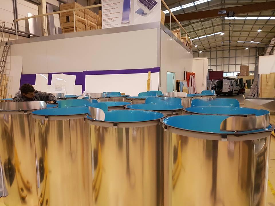 conduit de lumière: fabrication tube miroir au meilleur Tarif