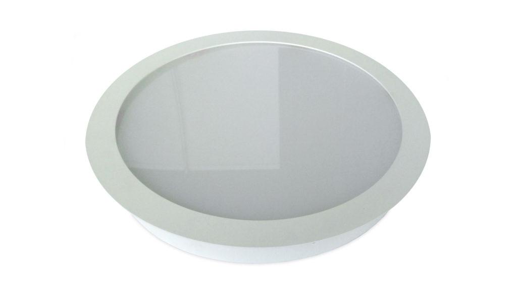 diffuseur opaline pour conduit de lumière