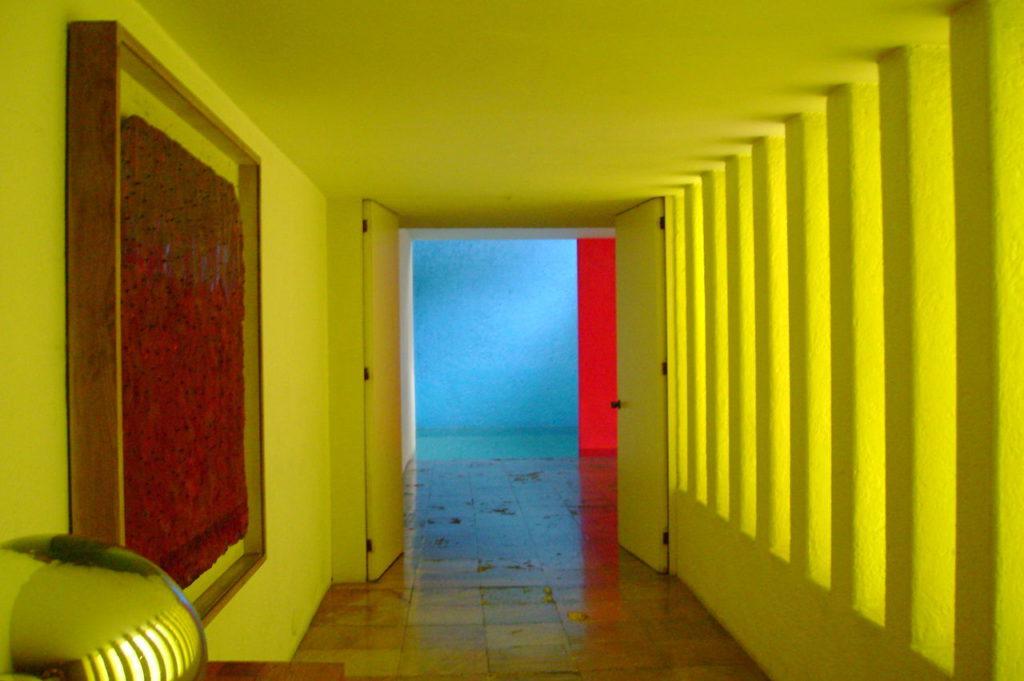 Casa Gilardi couloir