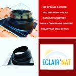 kit eclairage imitation tuiles